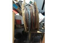 Fibraobtic cable drum