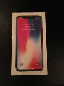 BNIB Apple iPhone x