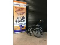 Karma Ergo Lite Wheelchair (6kg) - Ex Display Model