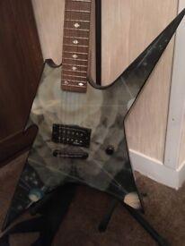BC Rich Ironbird Electric Guitar