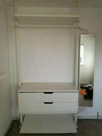 Stolmen Ikea Wardrobe