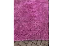 Large rug by flair 290 by 80