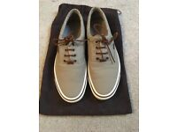 100% AUTHENTIC LIMITED EDITION GUCCI SLIP ONS/VANS/TRAINERS/SNEAKERS