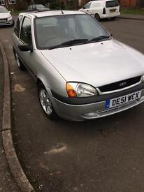 Ford Fiesta low mileage 1.3