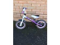 Avigo Street Girl Balance Bike **CAN POST**