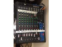 Yamaha MG12XU Mixing Desk
