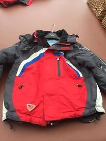 Boys Brugi Ski Jacket - Age 7