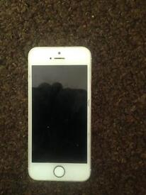 iPhone 5s (white )