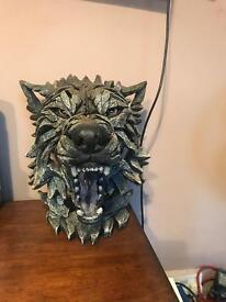 Edge sculpture WOLF