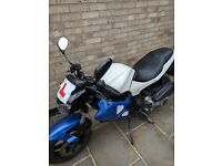 Gilera DNA 180cc registered as 125cc. Spares or repair.