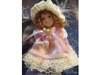 The house of Valentina porcelain doll collection