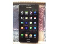 Samsung Galaxy S2 GT-I9100 UNLOCKED 16GB Smartphone. Perfect Condition