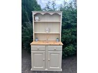 Shabby chic pine dresser