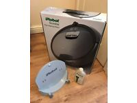 iRobot Scooba 390 Floor Scrubbing Robot plus with accessories. Only used twice.