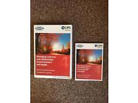 CIPS Profex course & revision notes books for Level 4 Diploma - Managing Contracts & Relationships