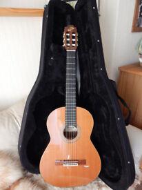 Admira Artista 4/4 Spanish Classical Guitar_Solid Cedar Top in new Lightweight Case