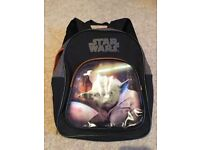 Star Wars backpack excellent condition