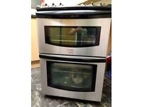 60cm Electric cooker Tricity Bendix Strata CSE500X