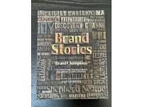 Brand Stories from Brand Champions: Celebrating the Enduring Power of Iconic Brands Paperback WPP