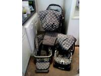 Mamas and papas complete travel system