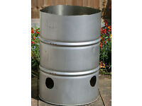 Oil Barrel INCINERATOR 200L - Ascot Berkshire