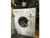 Electrolux EWX147410W white fully integrated washer dryer NEW