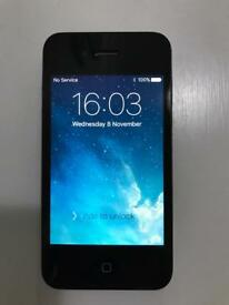 iPhone 4s, Black, 8GB