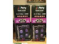 1200w Party Sound System