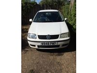Much loved 2000 VW Polo