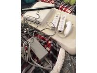 Wii console with other 20 games and more