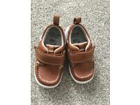Clark's infant dress shoes