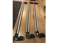Genuine Ford Transit Custom Roof Rack Bars Fold Flip
