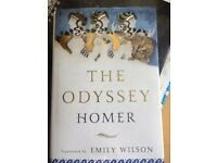 The Odyssey Homer, translated by EMILY WILSON