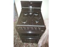 Dark Brown Parkinson Cowan Sonata 50dx Cooker 50cm as new