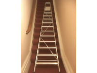 Step ladder 12 tread Youngman industrial almost new