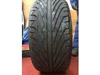 Triangle tyre 205/40R17 84V like NEW