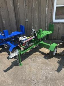 Wallenstein Wood Splitters WX540 & WXR740 2018 Models at great prices (different colors available whiles supplies last)