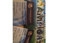 2 x Pakistan v South Africa ICC Champions Trophy tickets