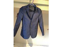 Boys Smart Suit from M&S age 7-8 years old. Only worn once. Original price £50