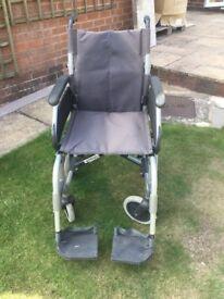 Sunrise Medical Transit Wheelchair