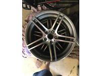 BMW Genuine 313 Staggered 19x8 19x9