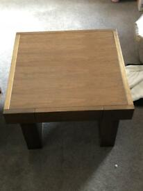 Wooden occasional table New