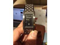 Mens Emporio Armani Watch & Timpsons Lifetime Battery