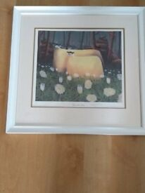 MACKENZIE THORPE SIGNED LIMITED EDITION PRINT - LOW NUMBER
