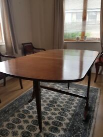 Furniture from house sale - dining room table, sofa, bed, cupboard, dressers. All or nothing sale