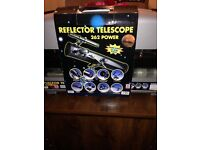 Brand new telescope for sale