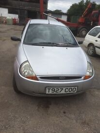 Ford Ka 1.3 Silver low milage