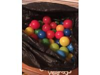 Bag of Soft play Balls