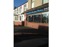 Barbers chair to hire in City barbers