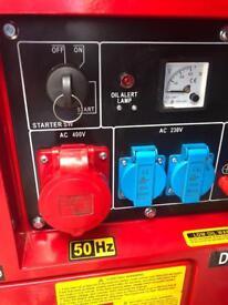 Diesel Generator 19.5 KVA NET POWER